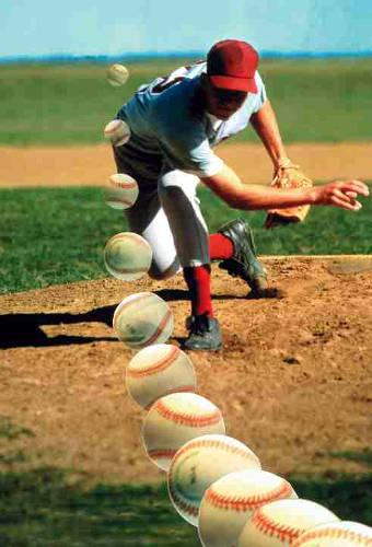 Когда бейсбольный мяч становится дважды частным