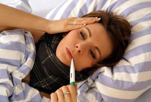 Чем сбить температуру у взрослого
