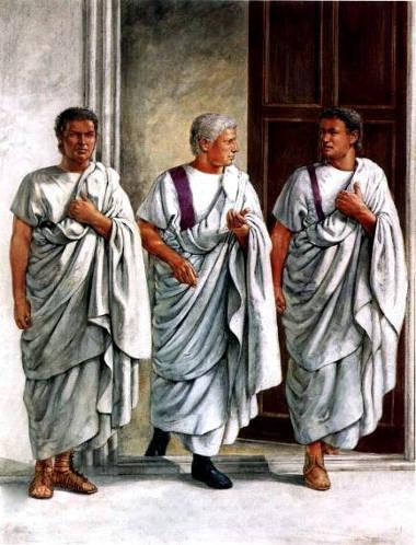 Римские магистраты