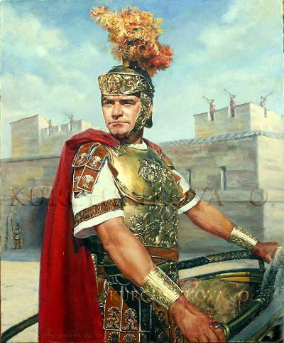 Римский консул Квинт Арий