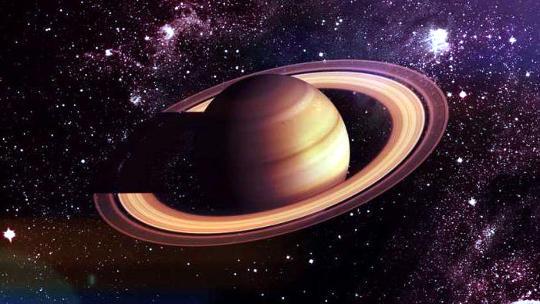 Сатурн — вторая по размерам планета Солнечной системы, шестая по порядку от Солнца