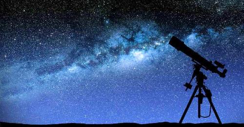 Телескоп — главный инструмент в астрономии
