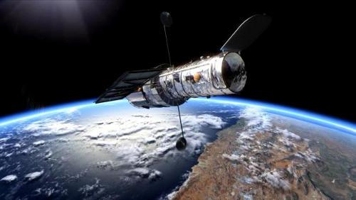 Настоящим прорывом для внеатмосферной астрономии стал запуск на орбиту космического телескопа «Хаббл»